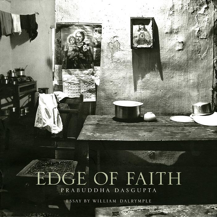 Edge of Faith by Prabuddha Dasgupta and William Dalrymple   Seagull Books