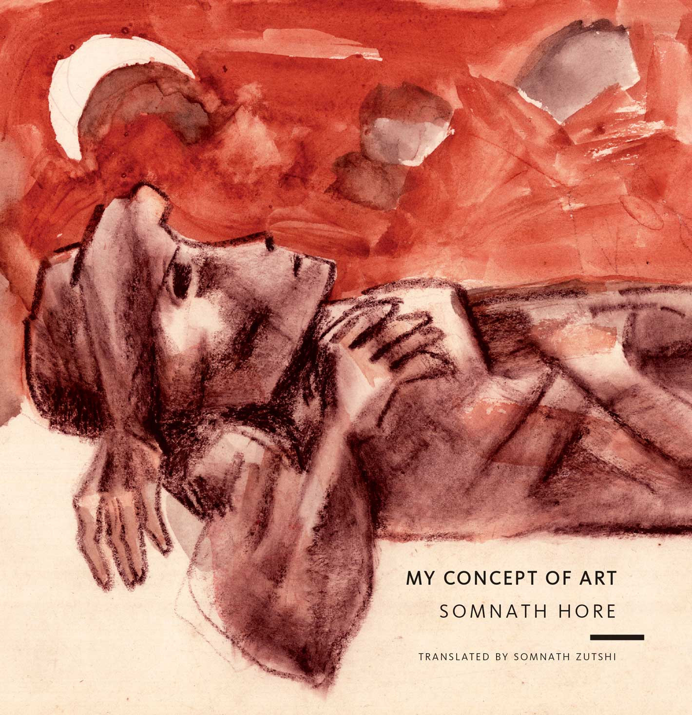 My Concept of Art by Somnath Hore | Seagull Books