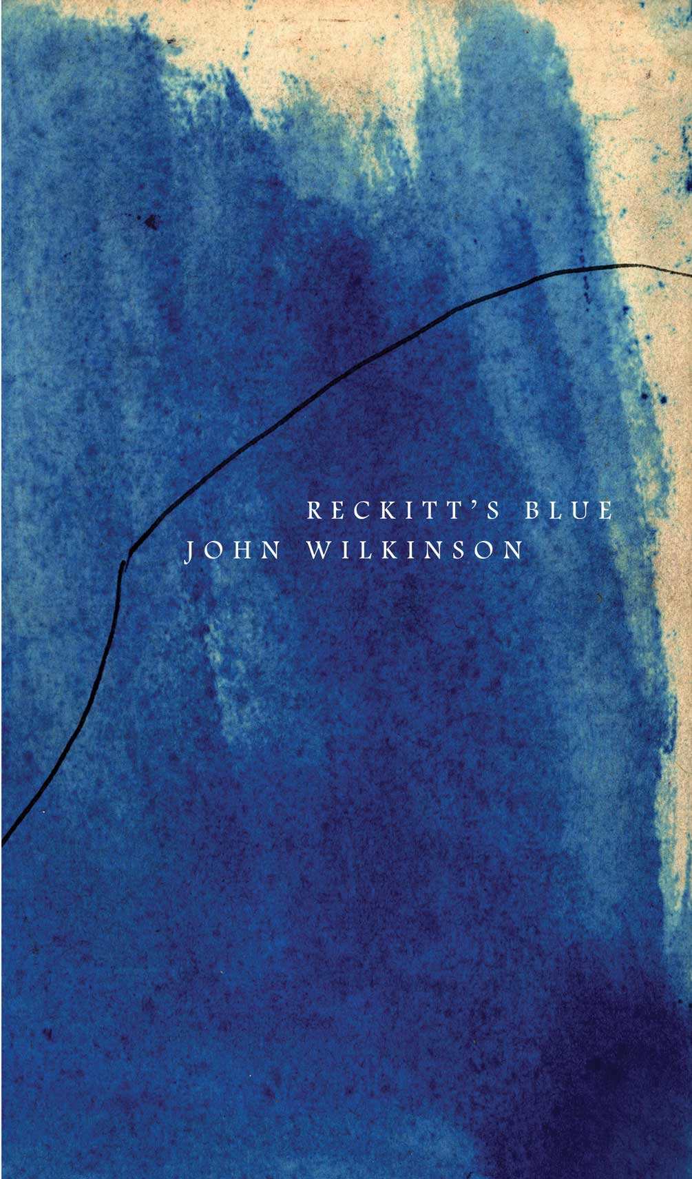 Reckitt's Blue by John Wilkinson | Seagull Books