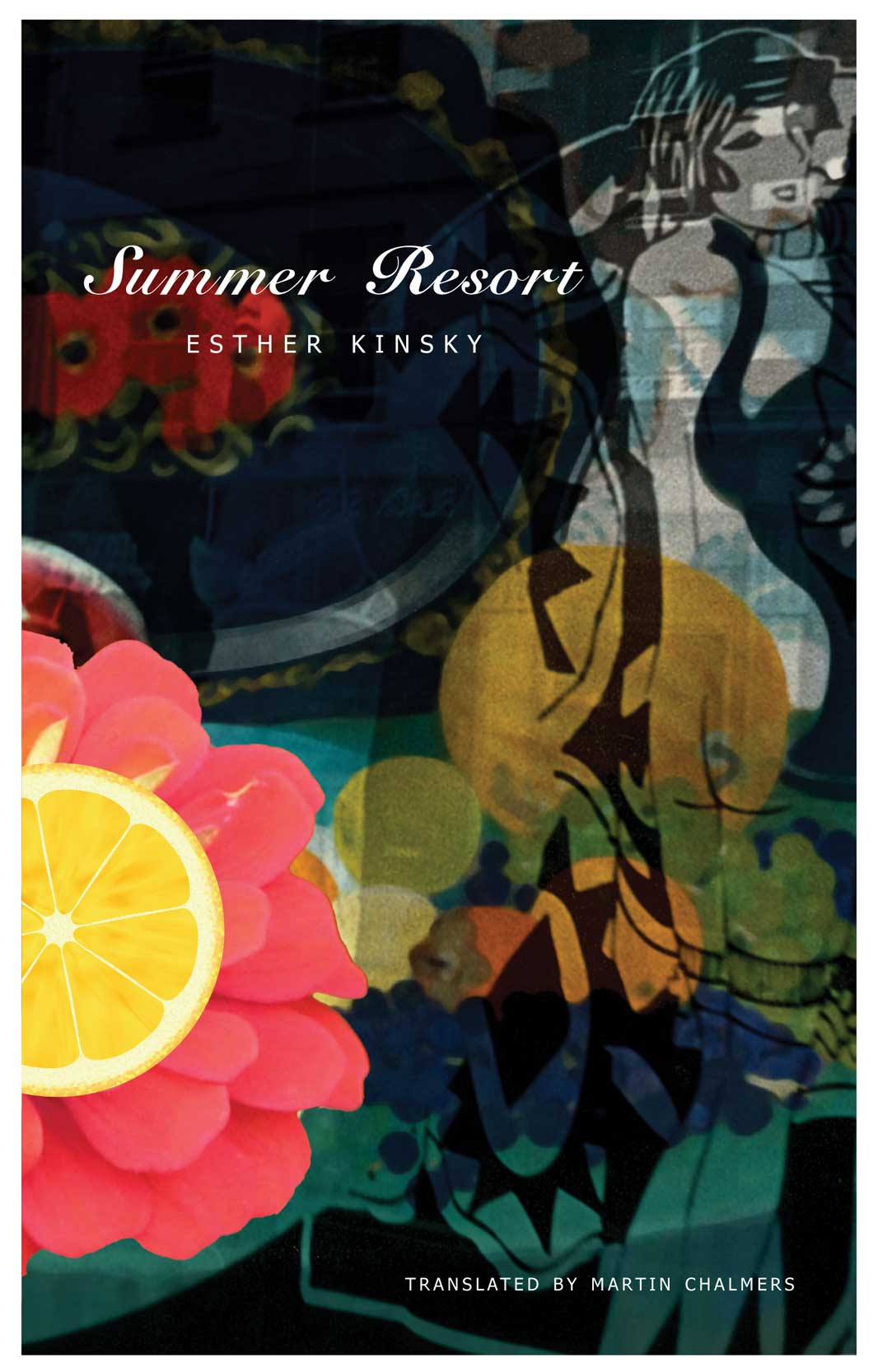 Summer Resort by Esther Kinsky | Seagull Books