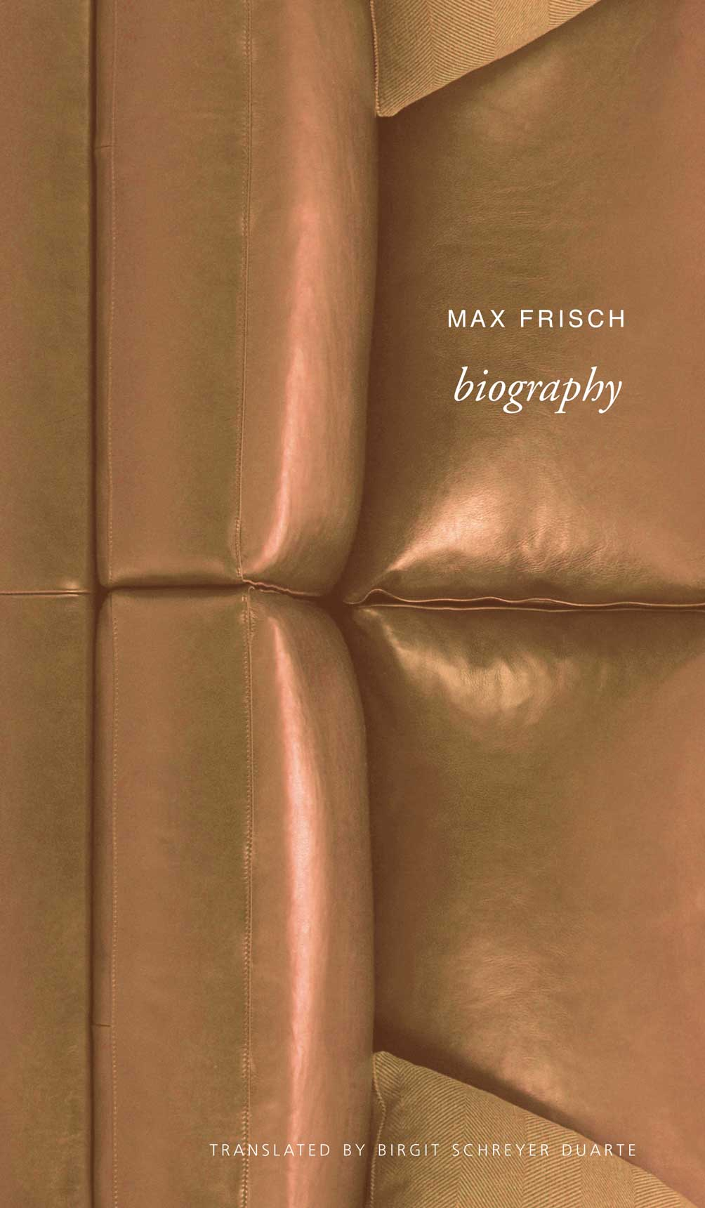 Biography: A Game by Max Frisch | Seagull Books