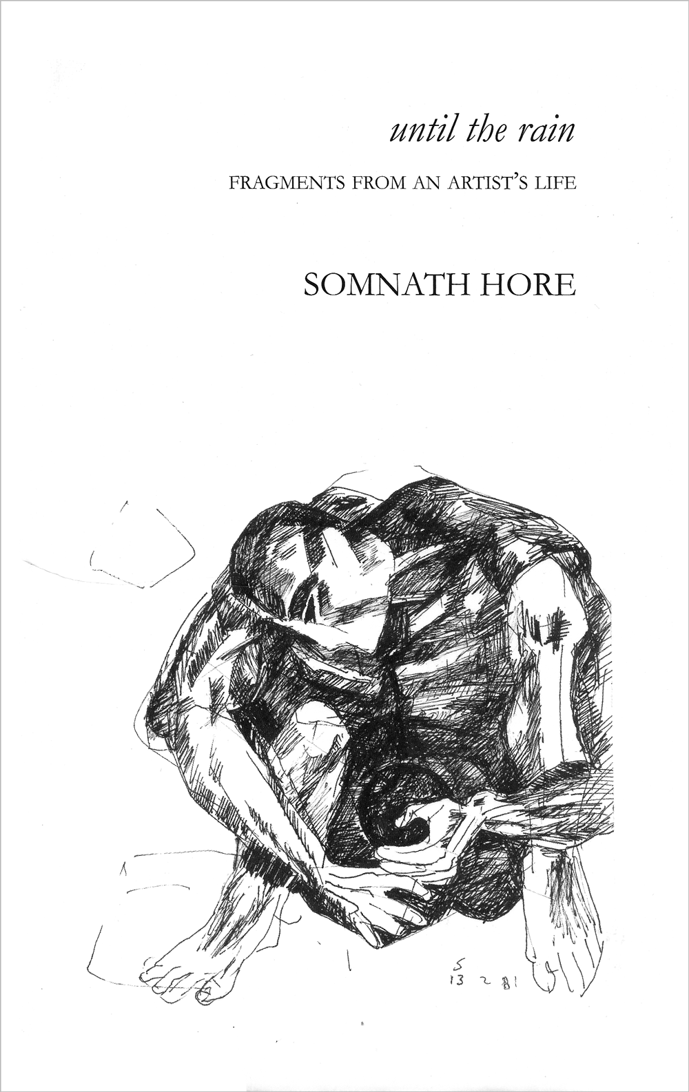 Until the Rain by Somnath Hore | Seagull Books