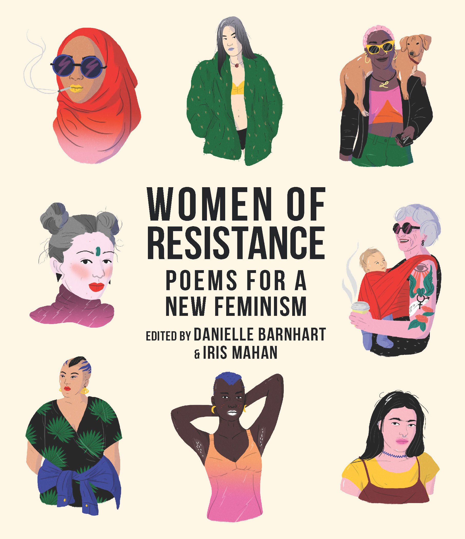 Women of Resistance : Poems for a New Fiminism | Seagull Books | OR Books