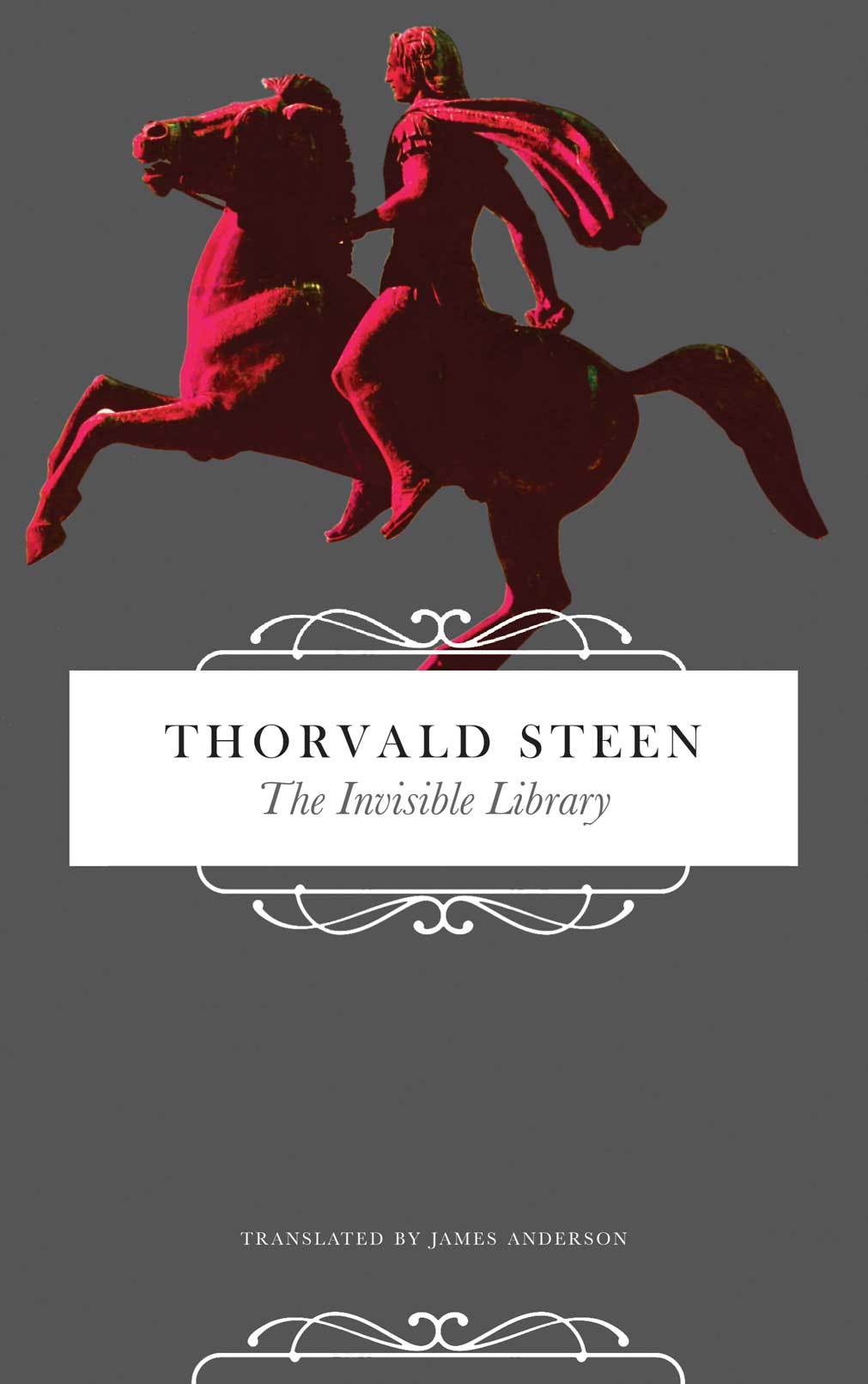 The Invisible Library by Thorvald Steen | Seagull Books
