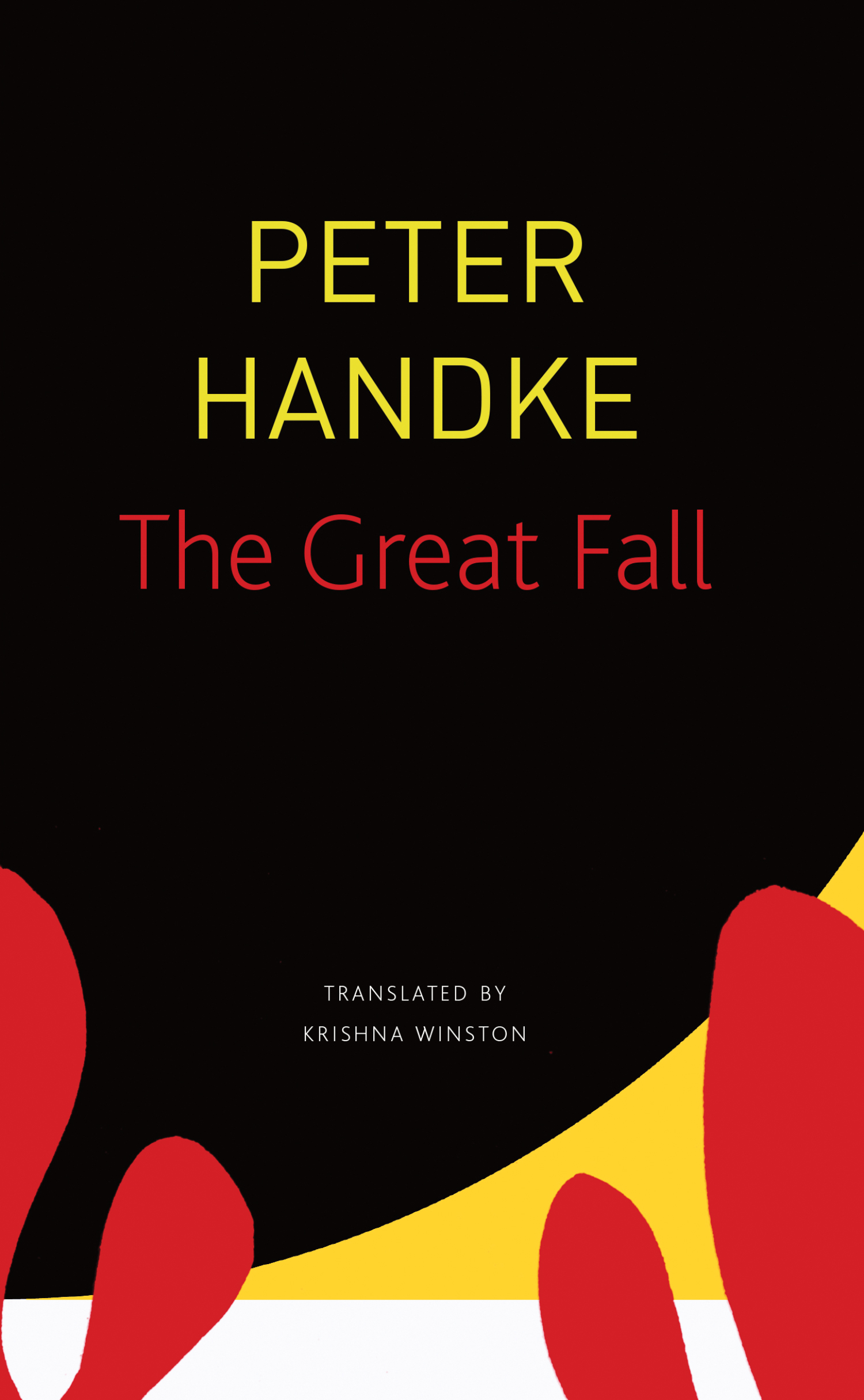The Great Fall PB by Peter Handke | Seagull Books