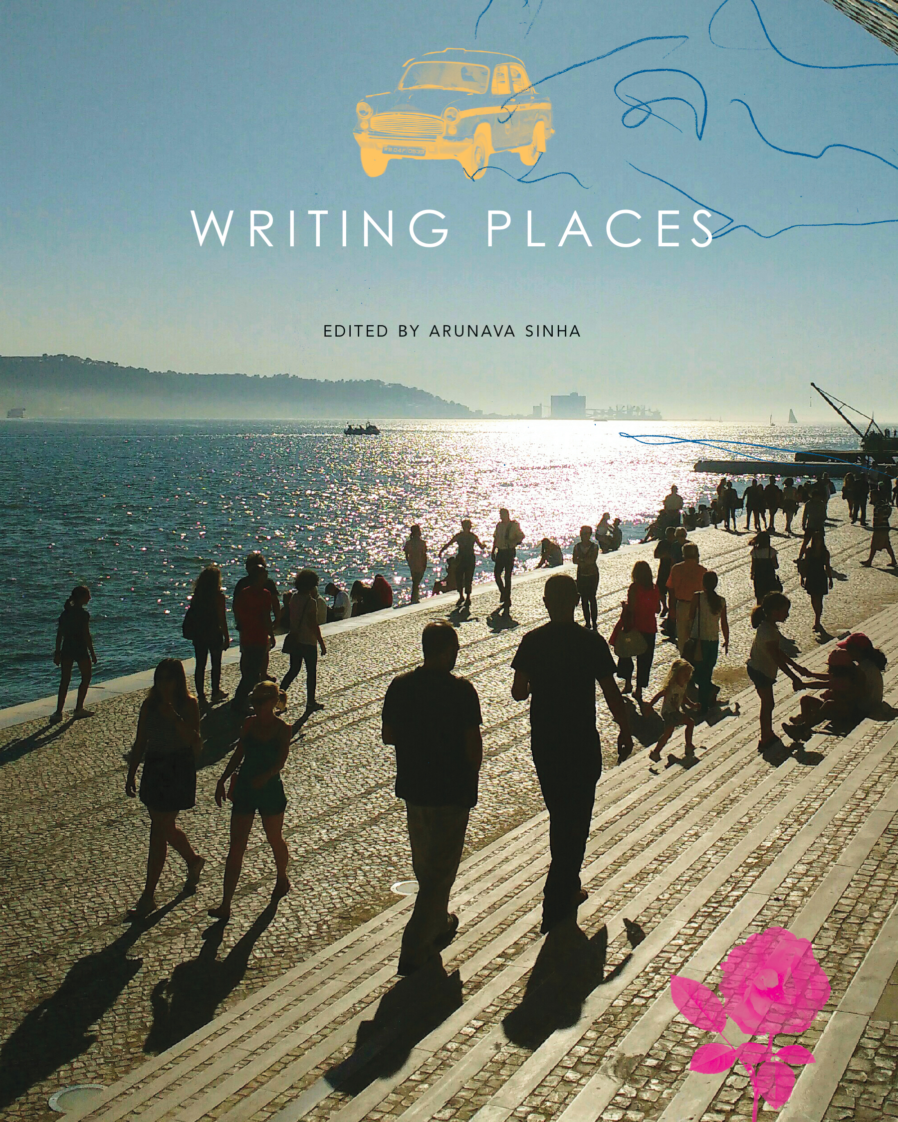 Writing Places: Texts, Rhythms, Images by Arunava Sinha | Seagull Books