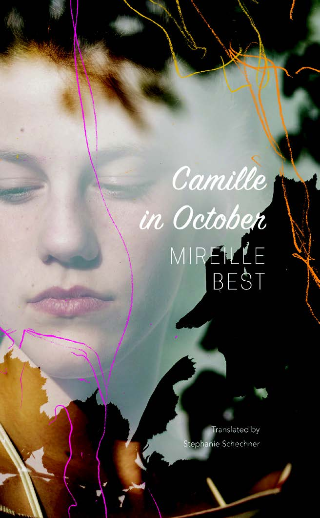 Camille in October by Mireille Best |  Seagull Books