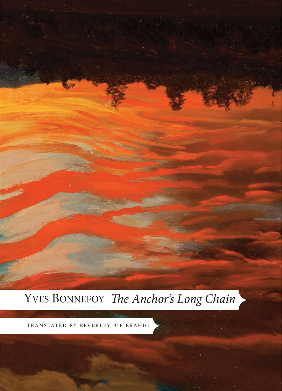 The Anchor's Long Chain by Yves Bonnefoy | Seagull Books