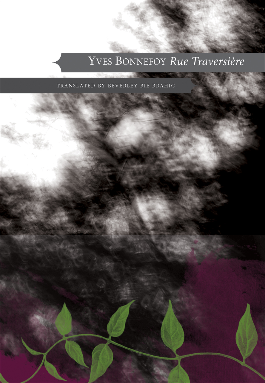 Rue Traversière by Yves Bonnefoy | Seagull Books