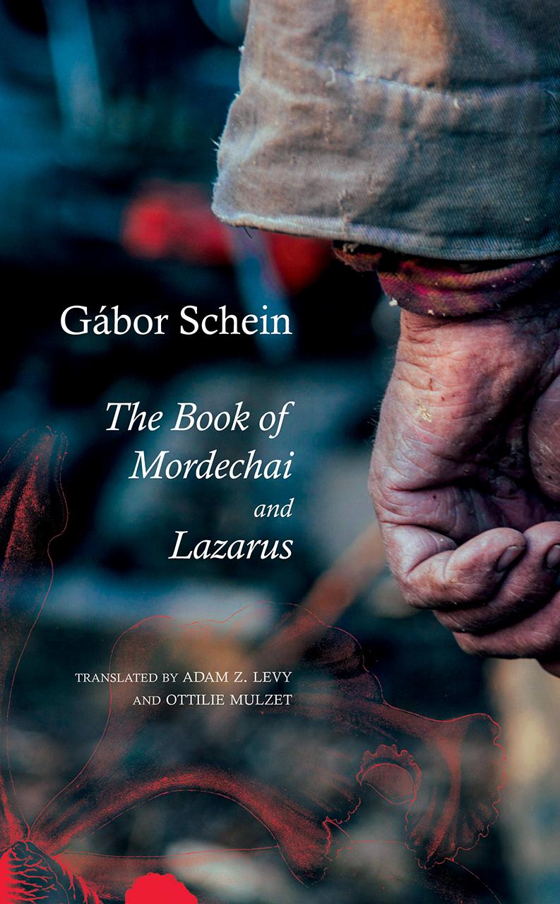 The Book of Mordechai and Lazarus by Gábor Schein   Seagull Books
