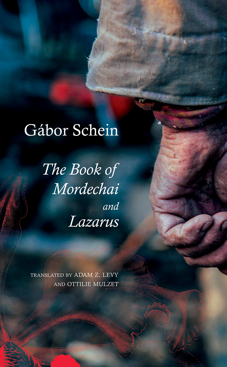 The Book of Mordechai and Lazarus by Gábor Schein | Seagull Books