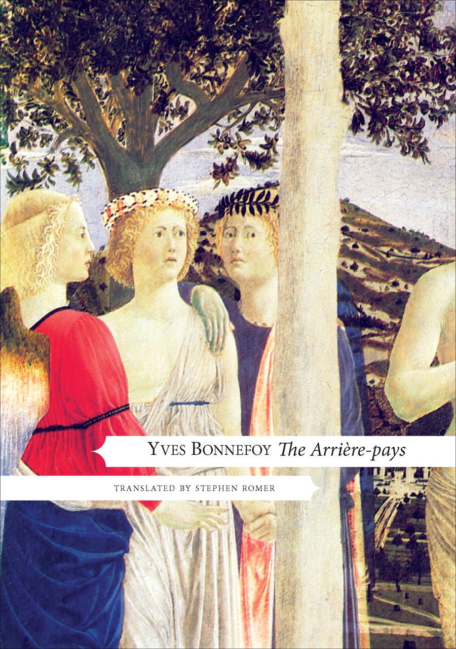 The Arrière-Pays by Yves Bonnefoy | Seagull Books