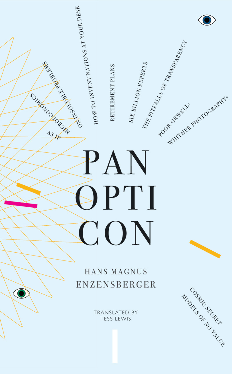 Panopticon by Hans Magnus Enzensberger | Seagull Books