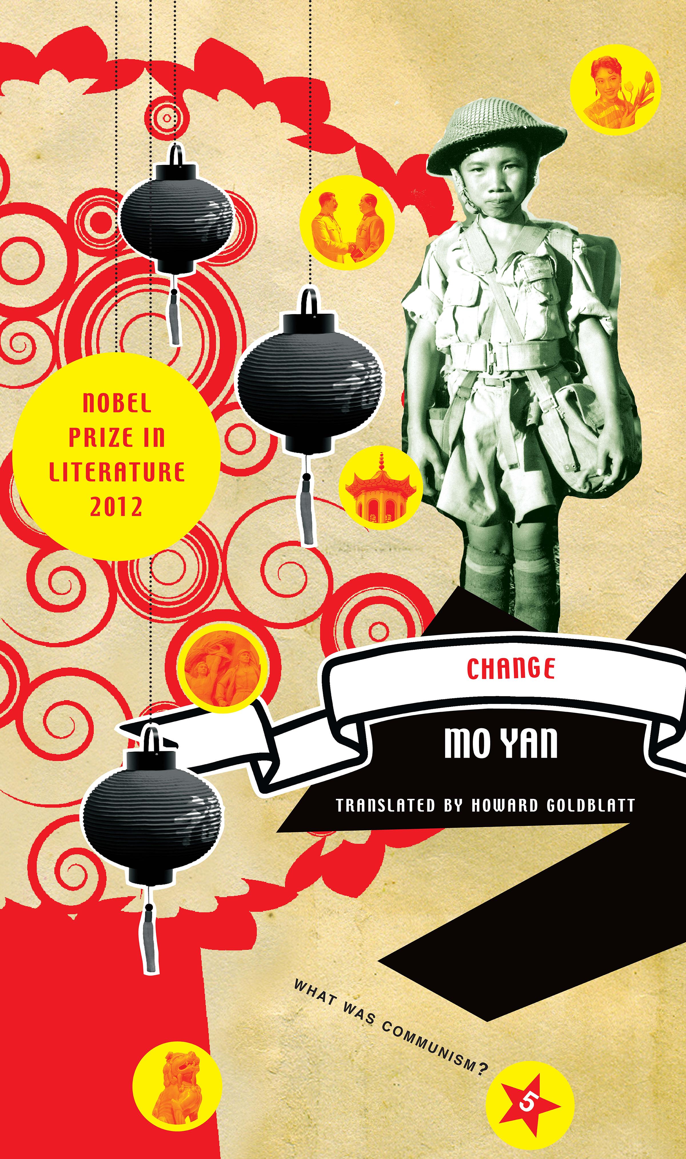 Change by Mo Yan | Seagull Books