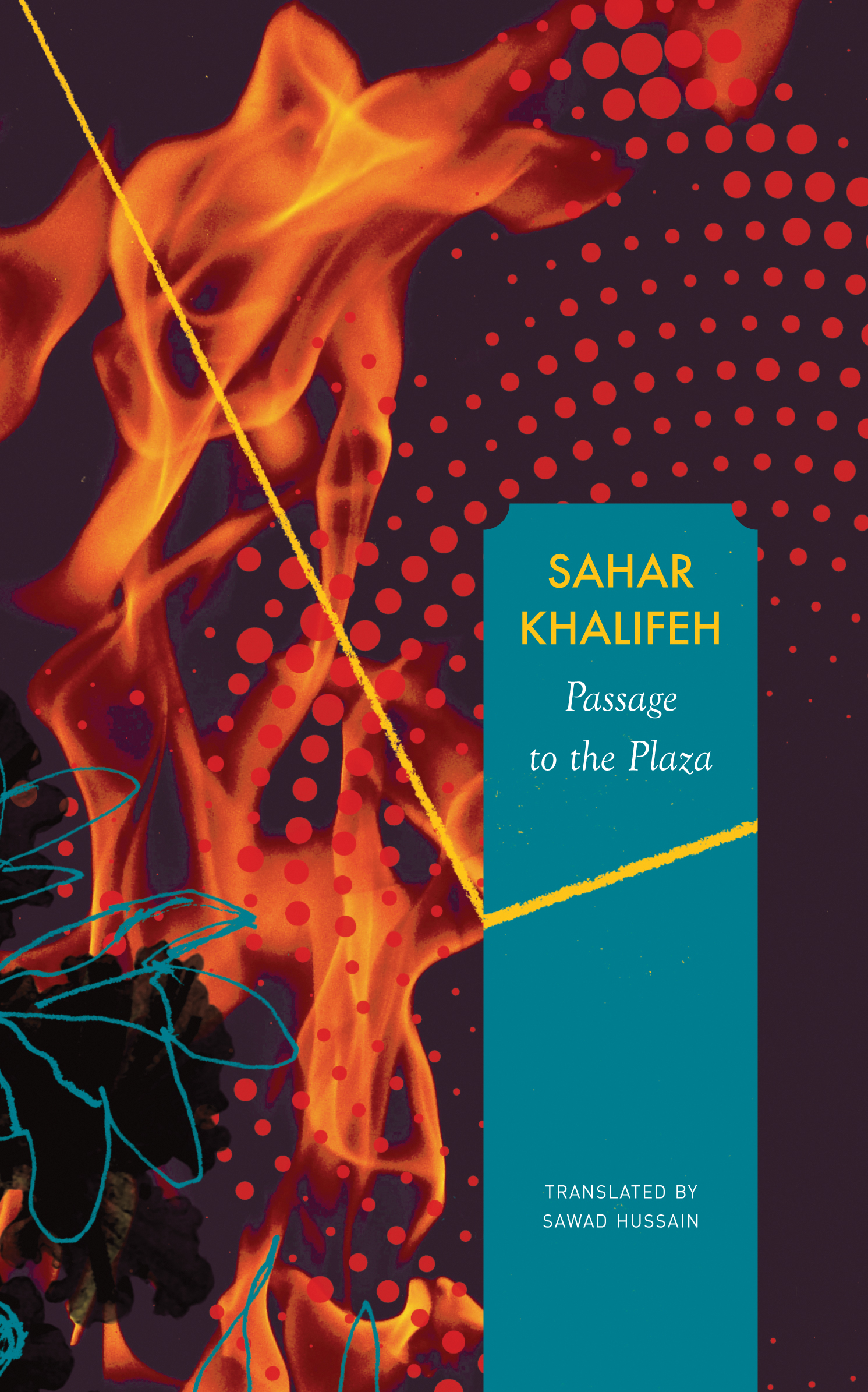 Passage to the Plaza by Sahar Khalifeh | Seagull Books