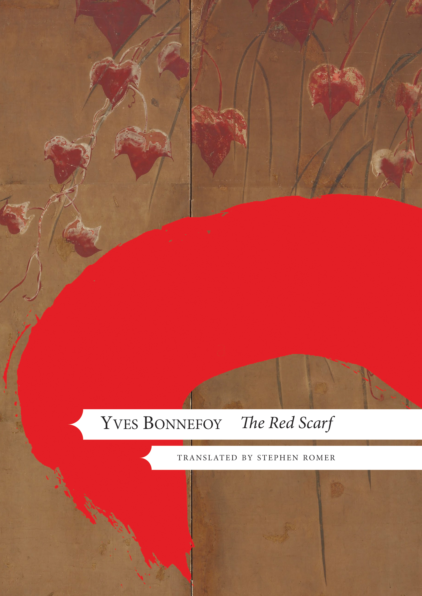 The Red Scarf by Yves Bonnefoy | Seagull Books