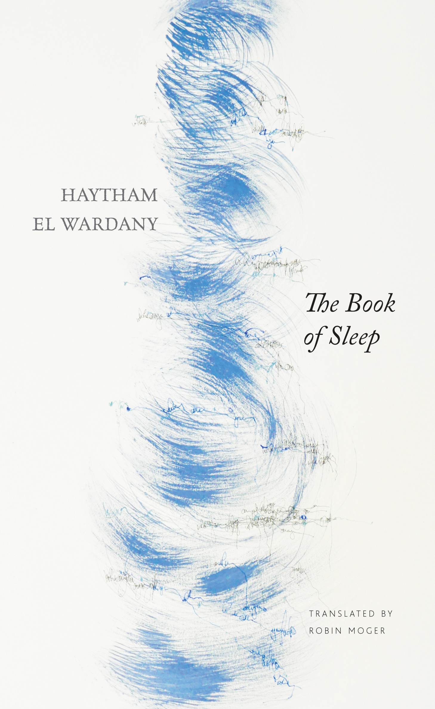 The Book of Sleep by Haytham El Wardany | Seagull Books