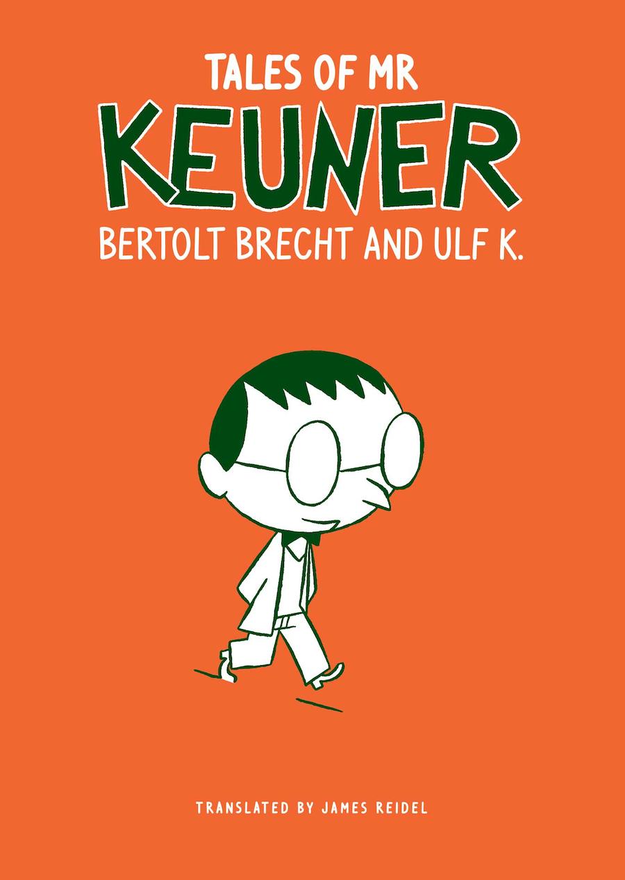 Tales of Mr Keuner by Bertold Brecht   Seagull Books