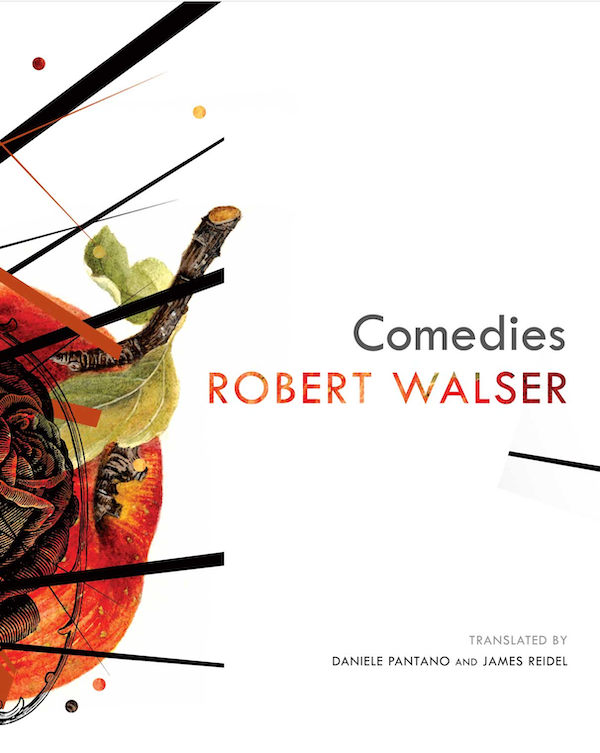 Comedies by Robert Walser | Seagull Books