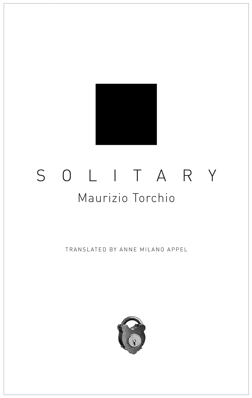 Solitary by Maurizio Torchio | Seagull Books