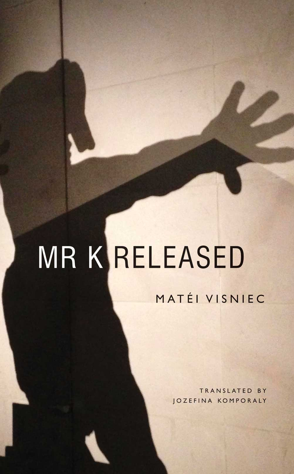 Mr K Released by Matéi Visniec | Seagull Books