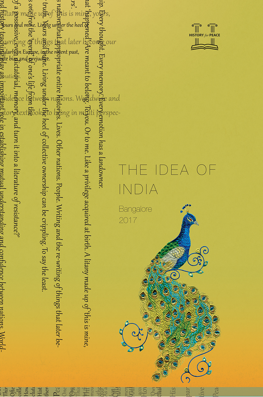 The History for Peace Journals | Seagull Books
