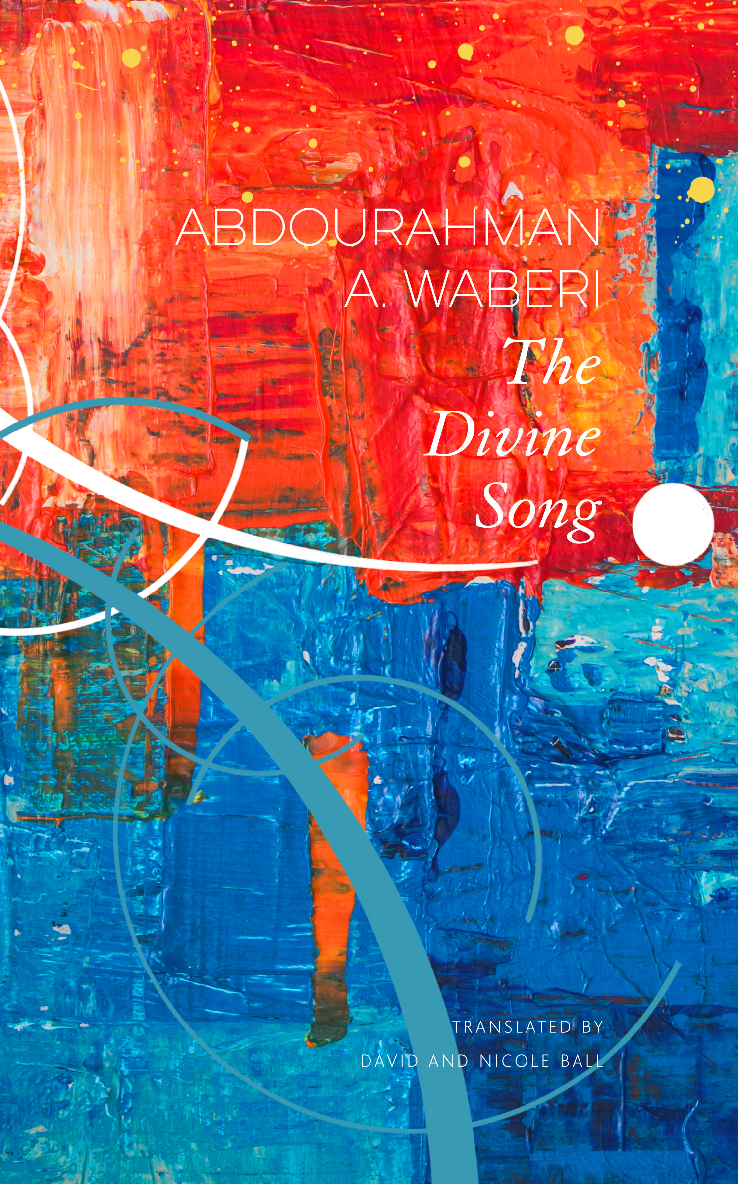 The Divine Song by Abdourahman A. Waberi | Seagull Books