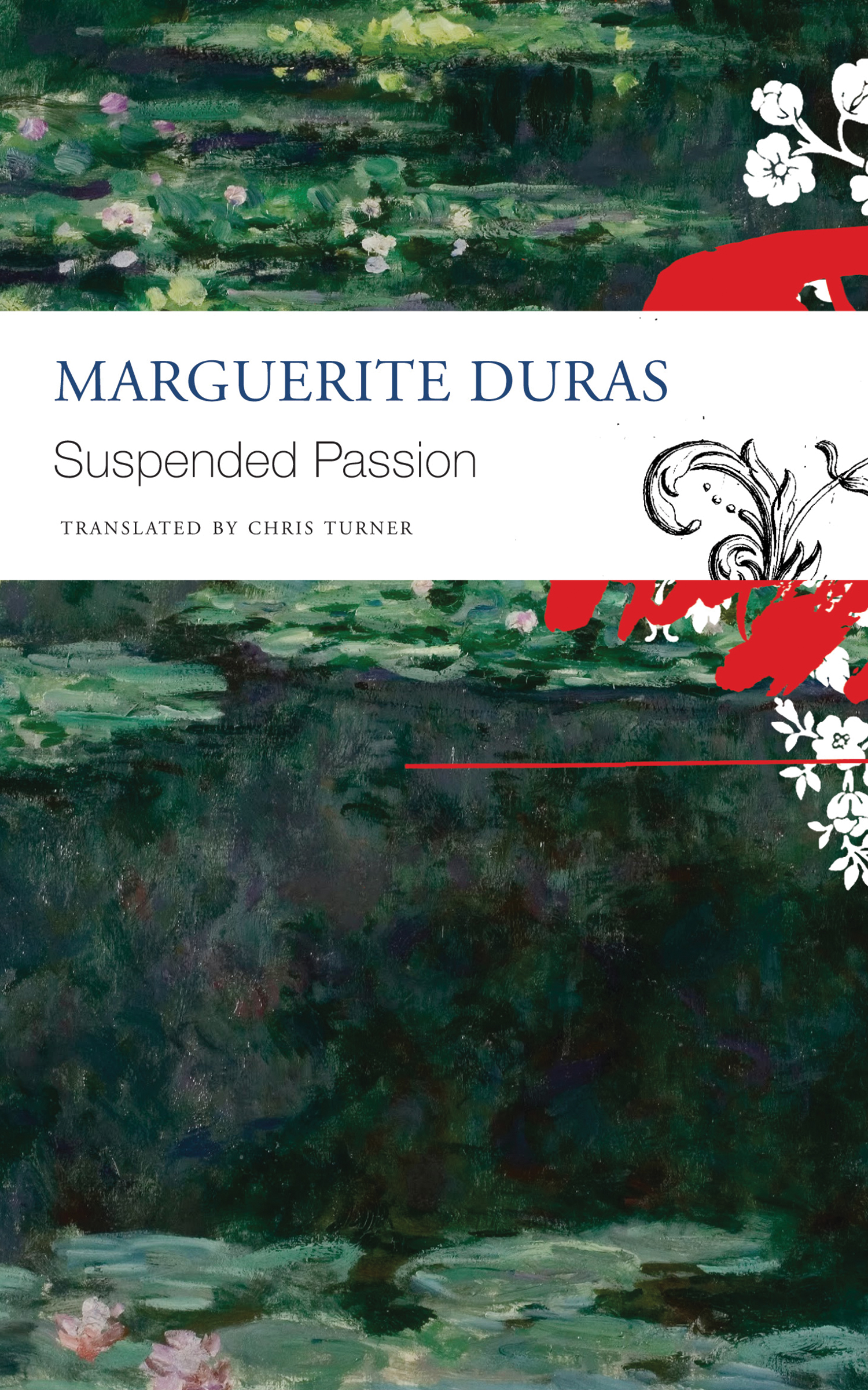 Suspended Passion : Interviews by Marguerite Duras   Seagull Books