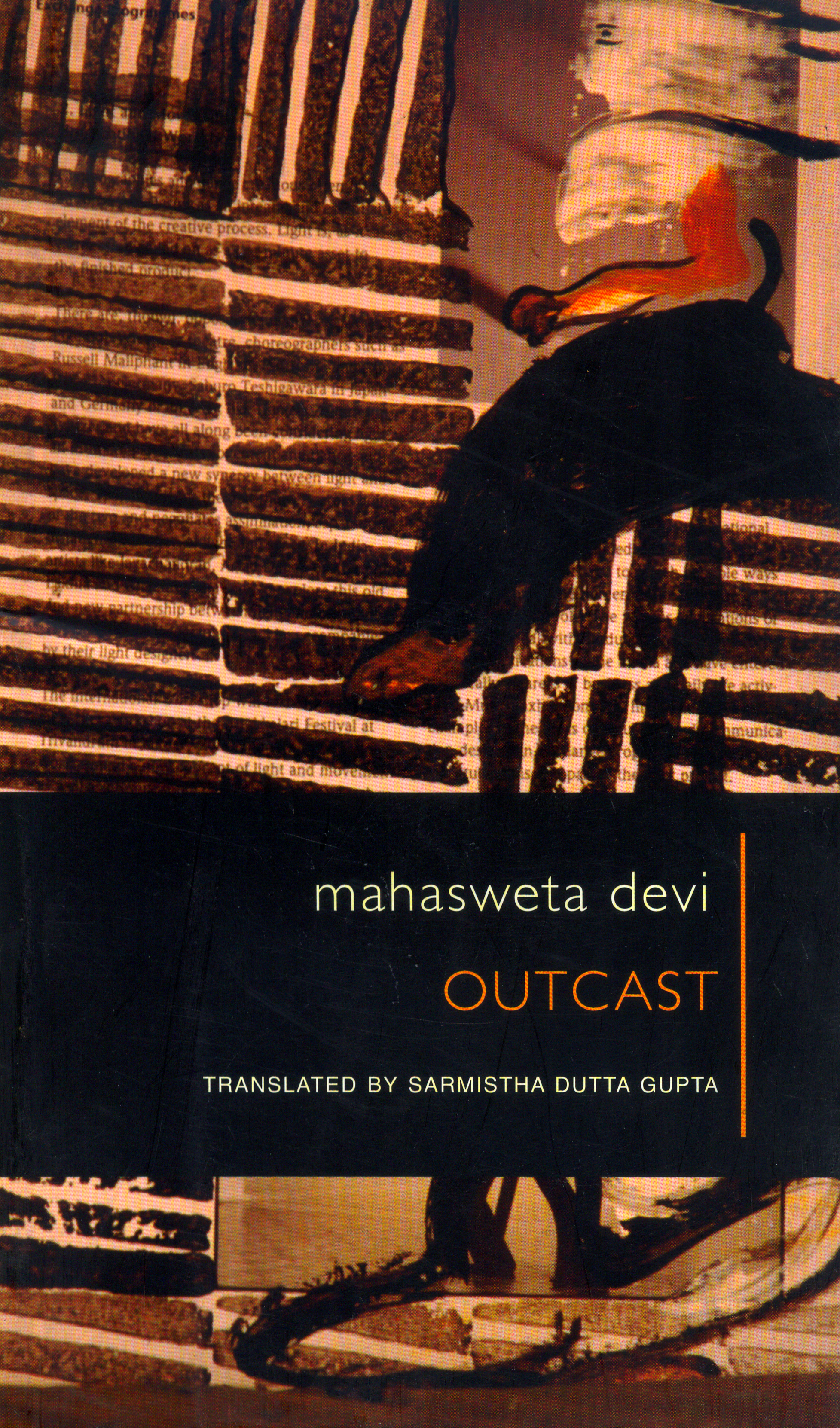 Outcast by Mahasweta Devi | Seagull Books