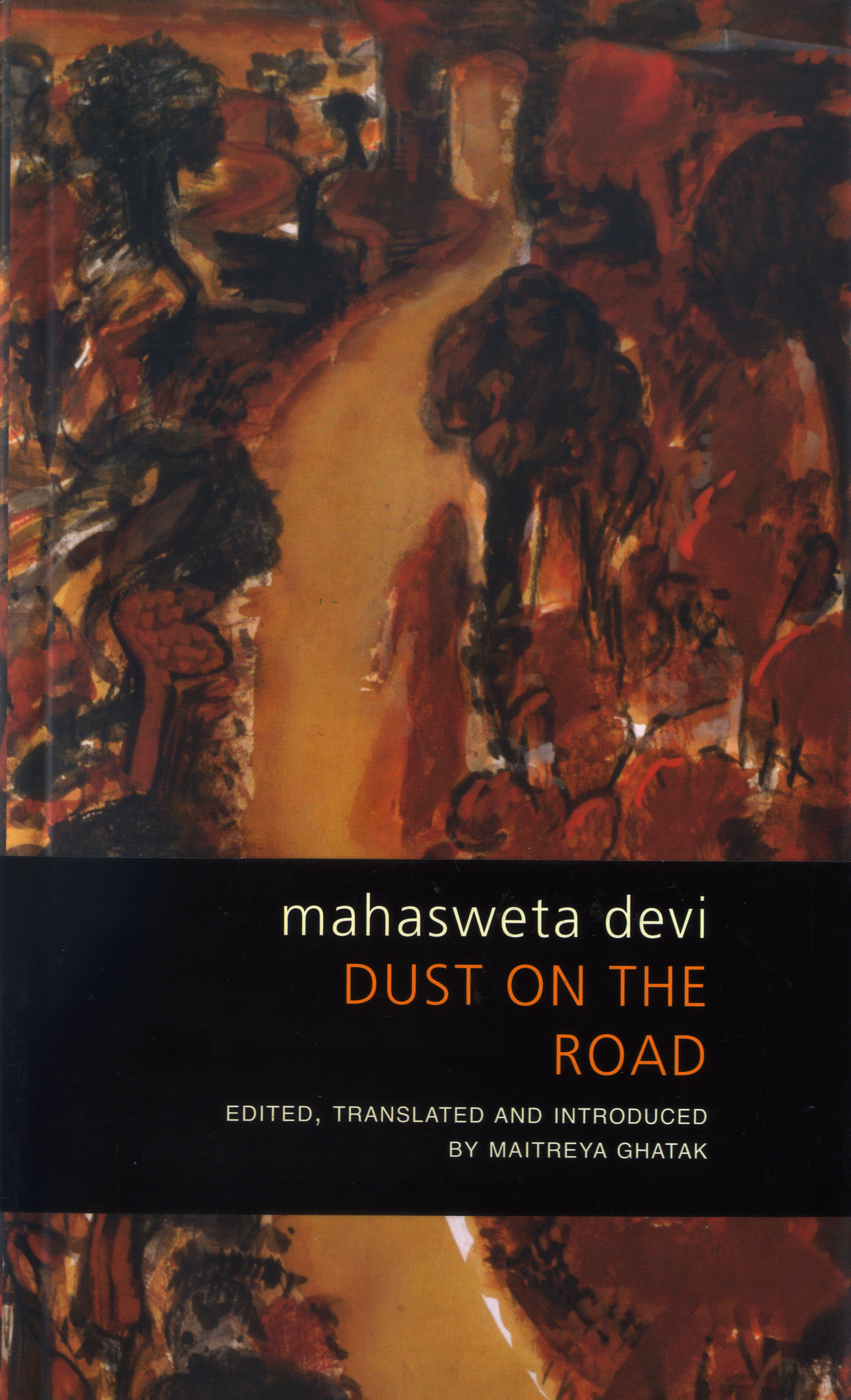 Dust on the Road by Mahasweta Devi | Seagull Books