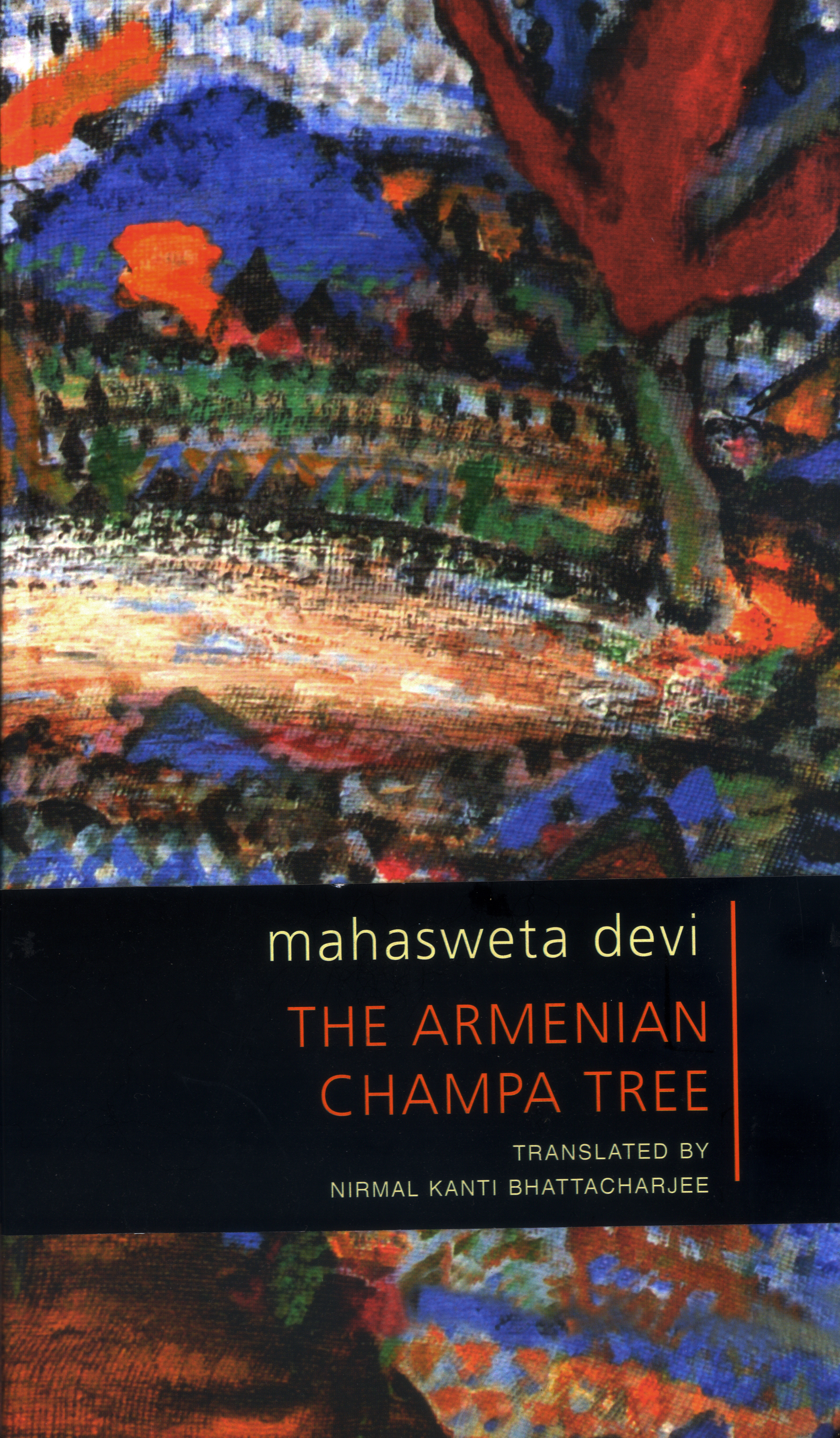 The Armenian Champa Tree by Mahasweta Devi | Seagull Books
