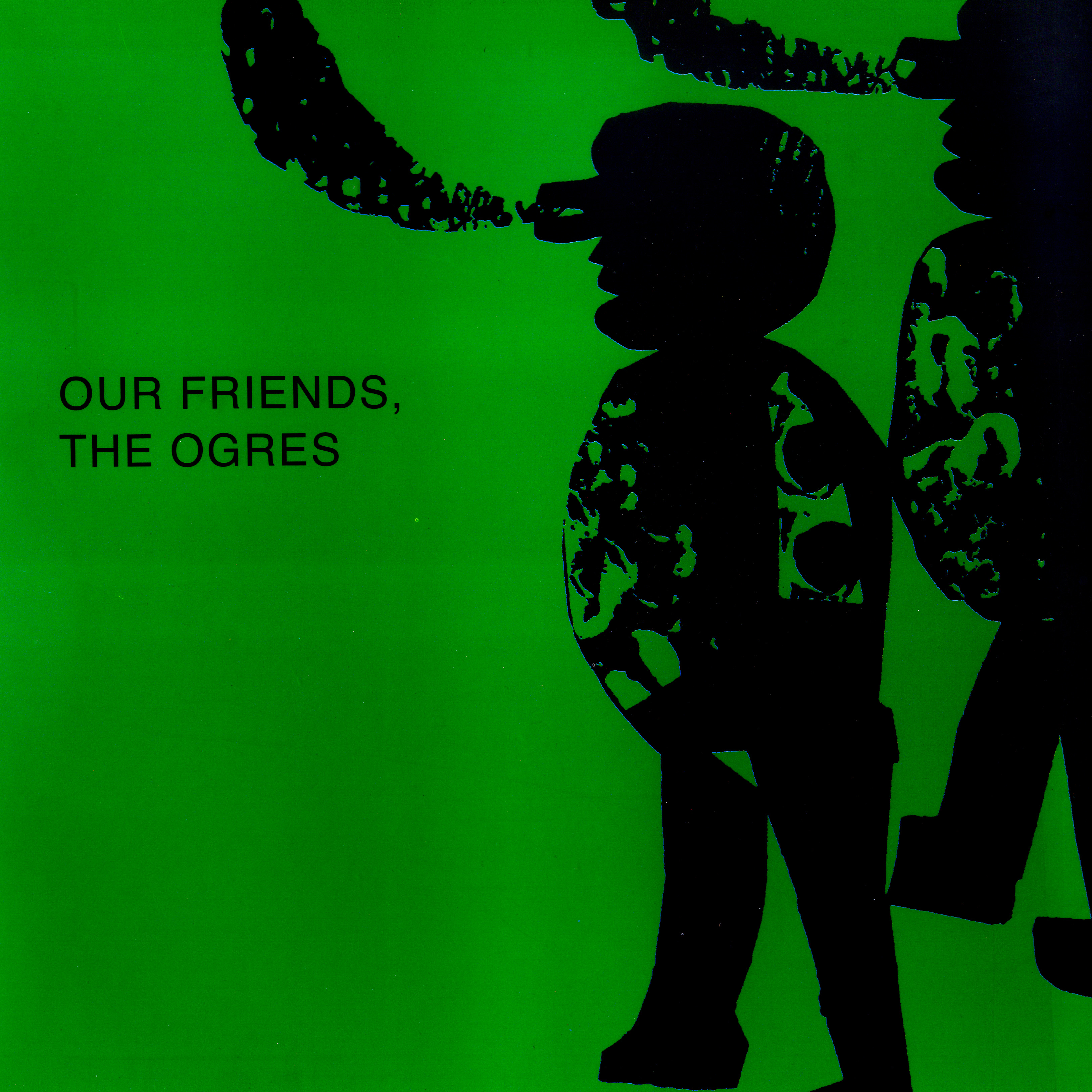 Our Friends, the Ogres by K. G. Subramanyan | Seagull Books