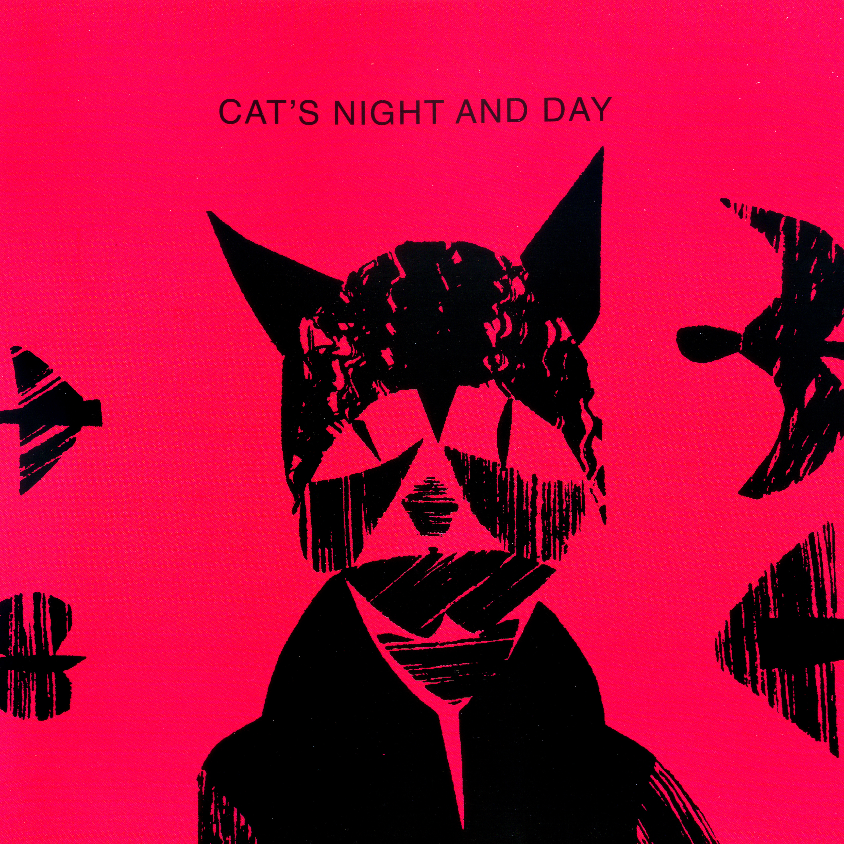 Cat's Night and Day by K. G. Subramanyan | Seagull Books