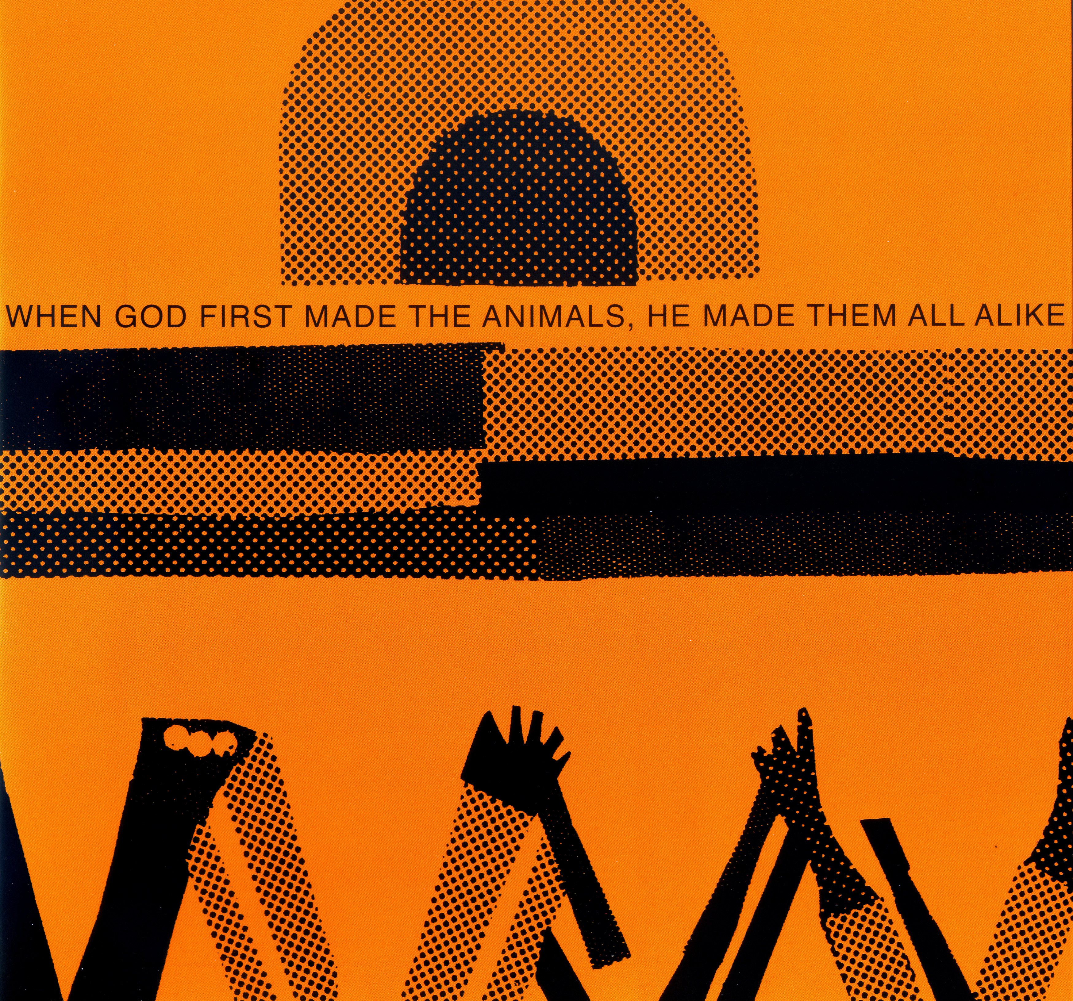 When God First Made Animals by K. G. Subramanyan | Seagull Books