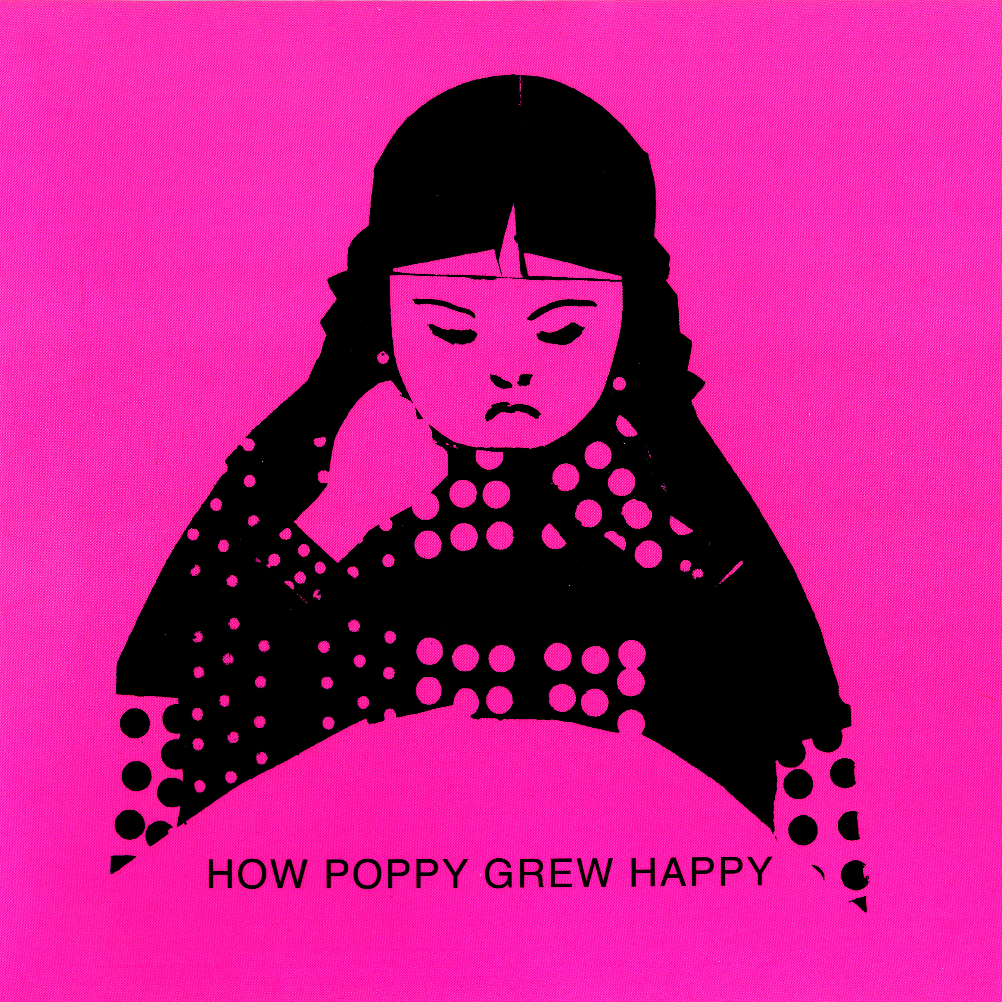 How Poppy Grew Happy by K. G. Subramanyan | Seagull Books
