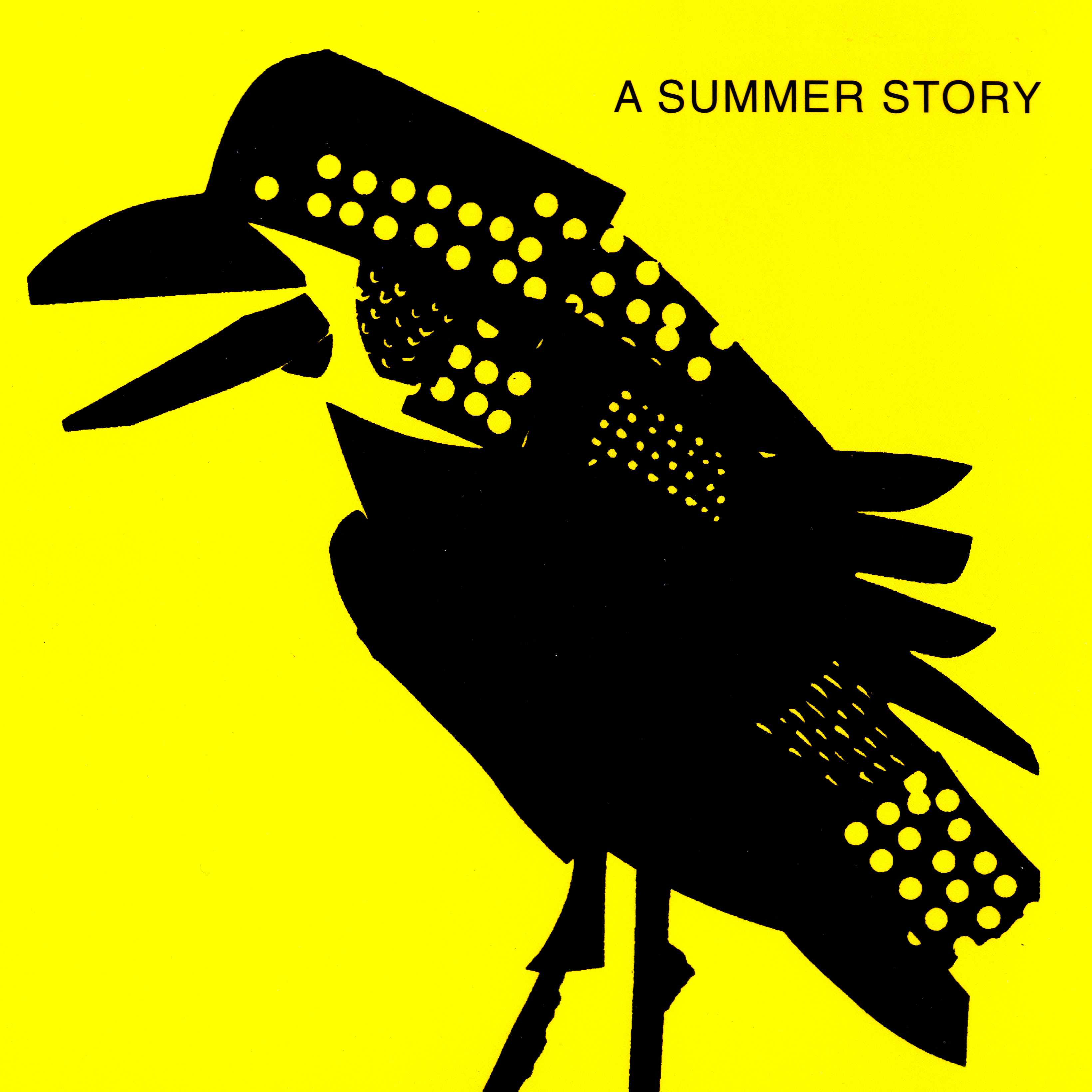 A Summer Story by K. G. Subramanyan | Seagull Books