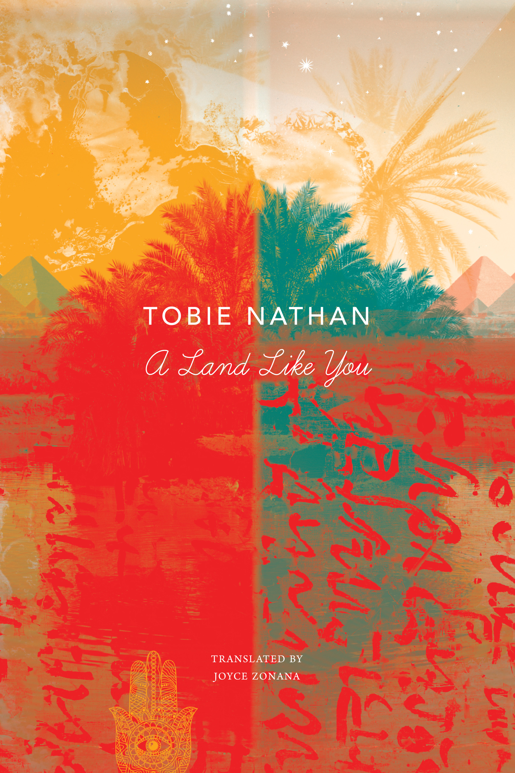 A Land Like You by Tobie Nathan   Seagull Books