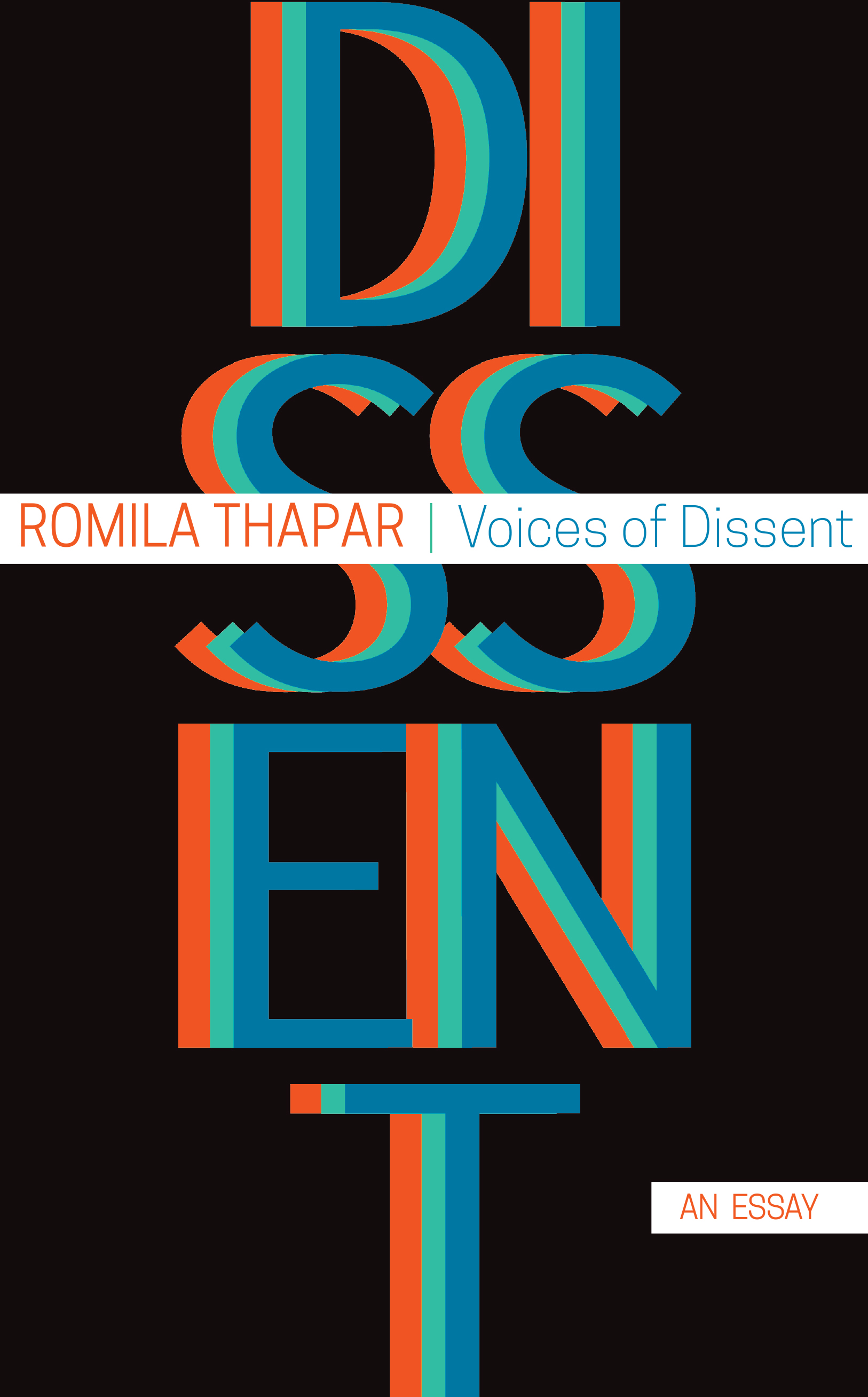 Voices of Dissent: An Essay by Romila Thapar | Seagull Books