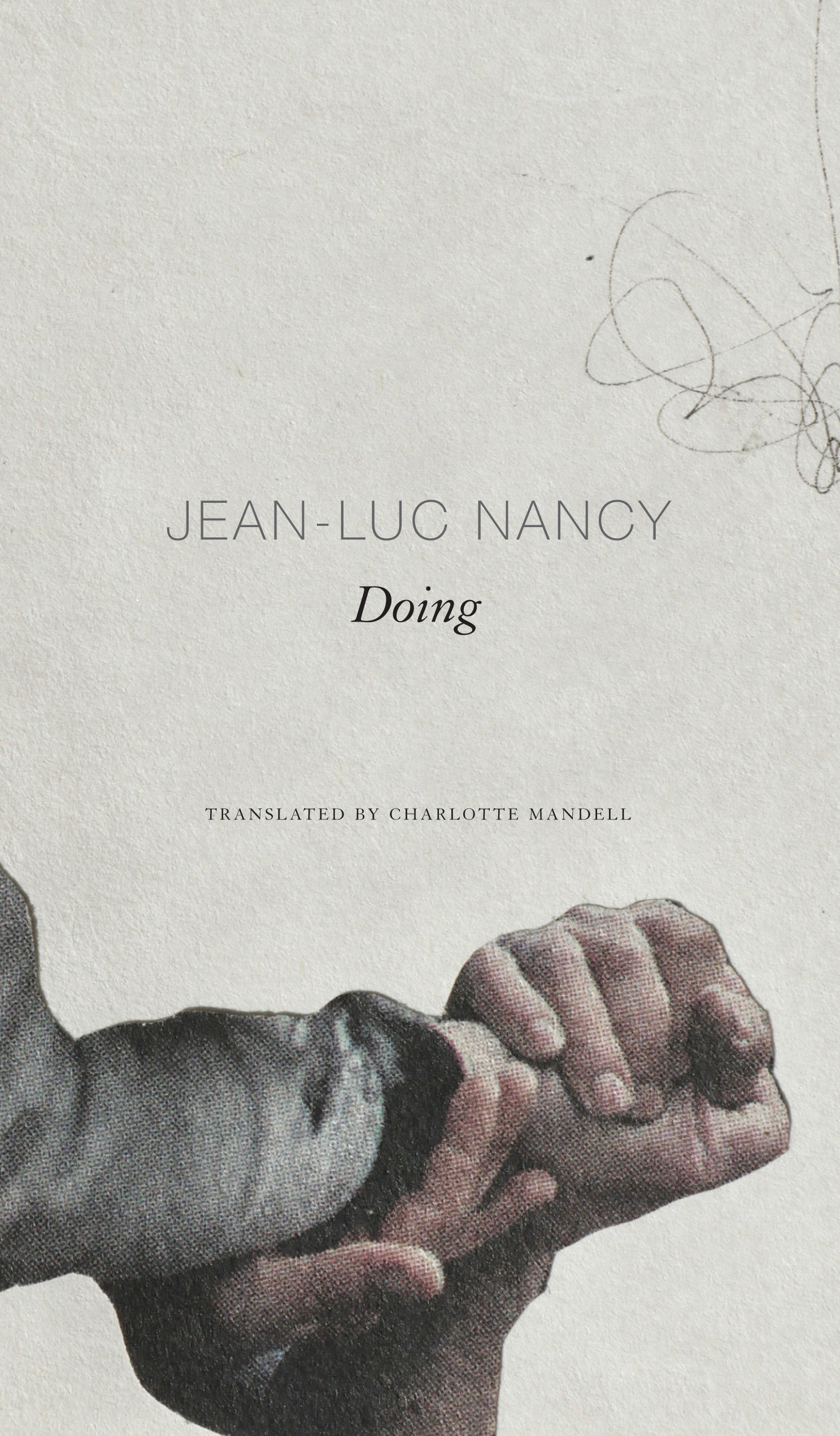 Doing by Jean-Luc Nancy | Seagull Books