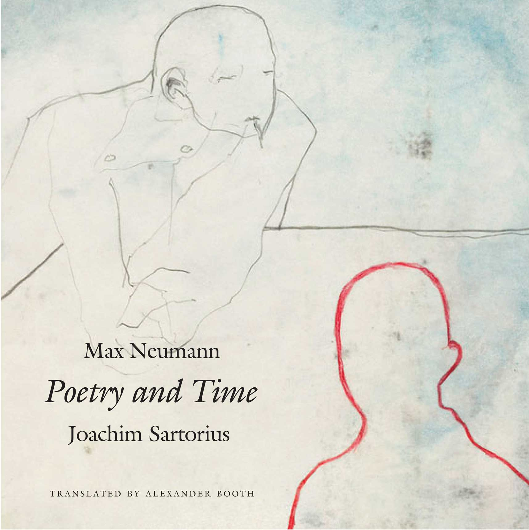 Poetry and Time by Max Neumann and Joachim Sartorius |  Seagull Books