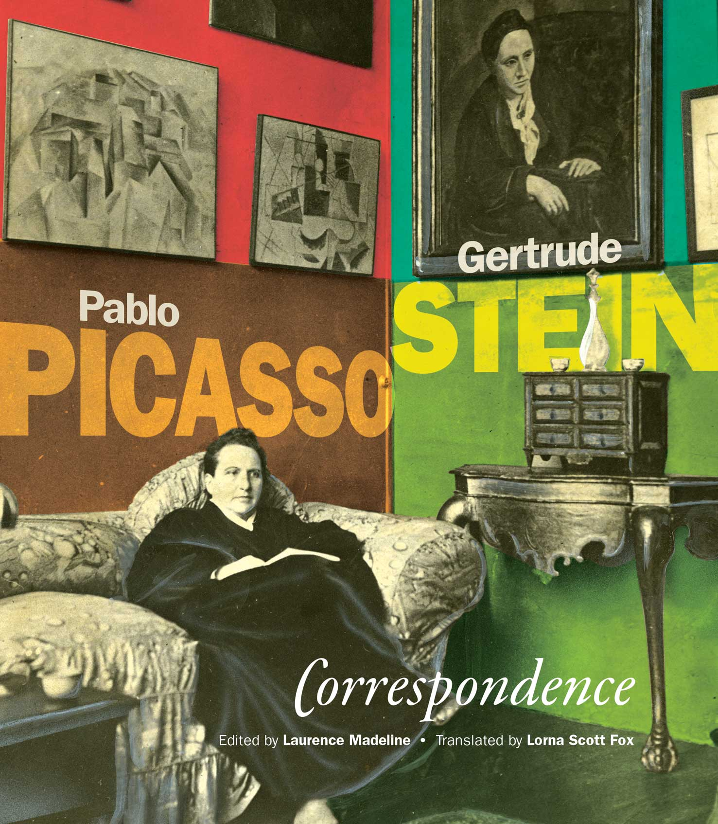 Pablo Picasso and Gertrude Stein: Correspondence |  Seagull Books