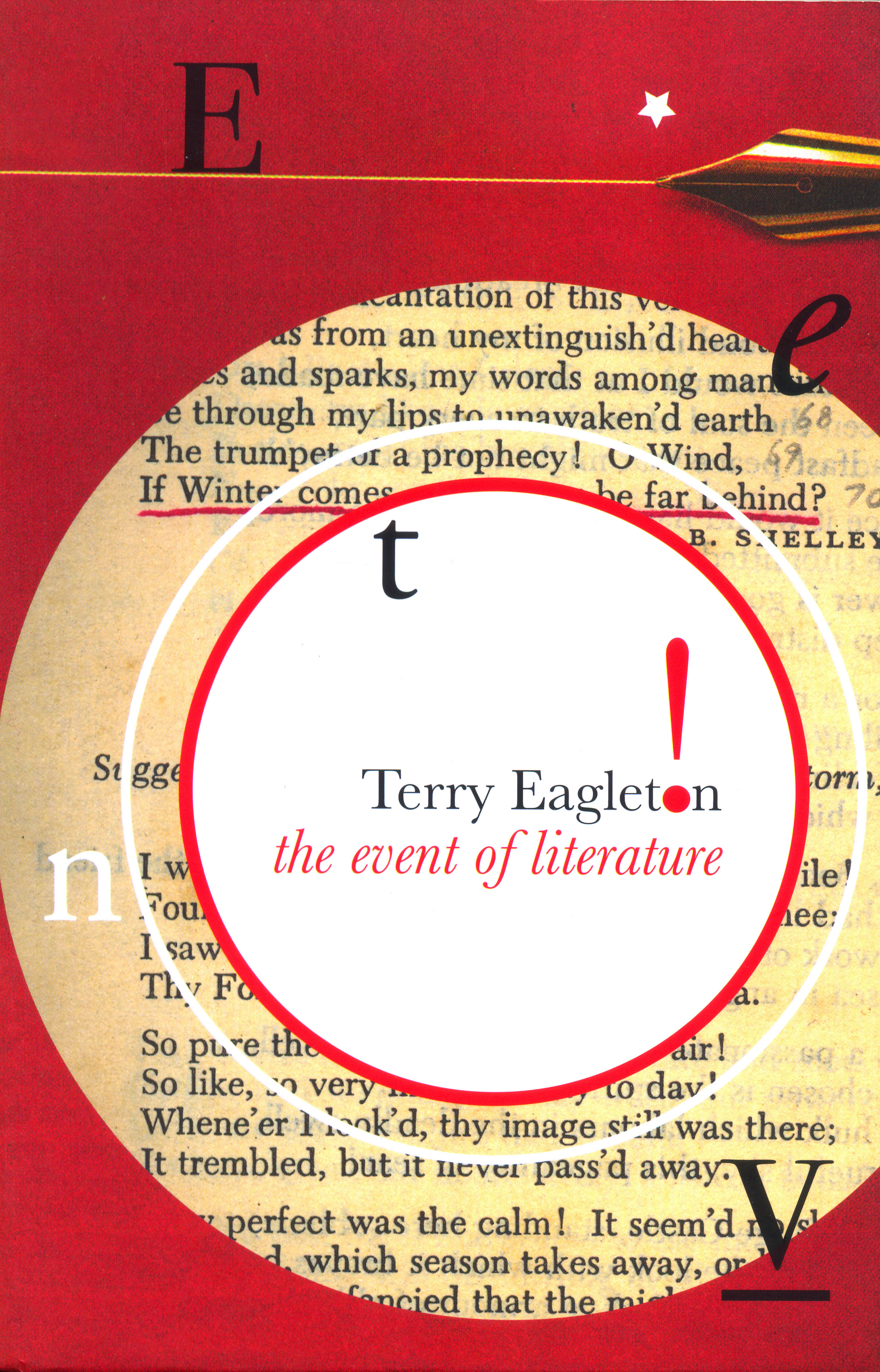 The Event of Literature by Terry Eagleton | Seagull Books