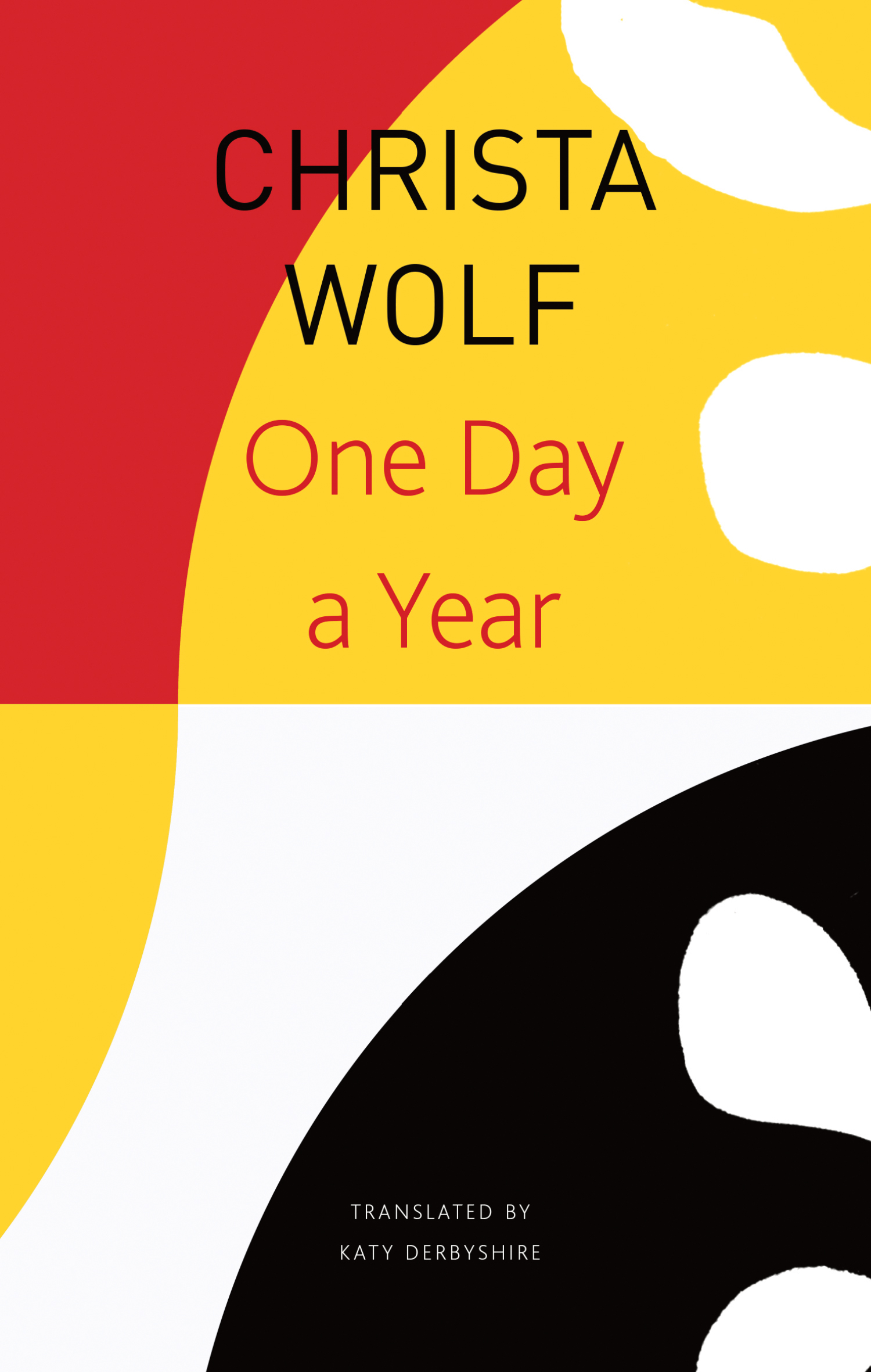 One Day a Year by Christa Wolf | Seagull Books