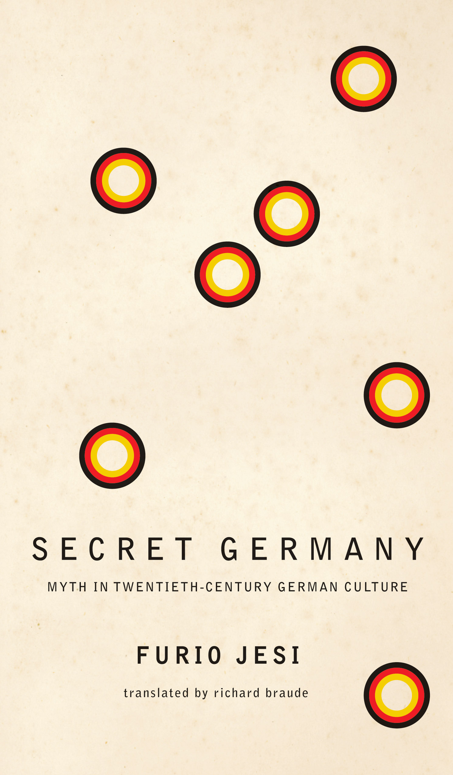 Secret Germany by Furio Jesi |  Seagull Books