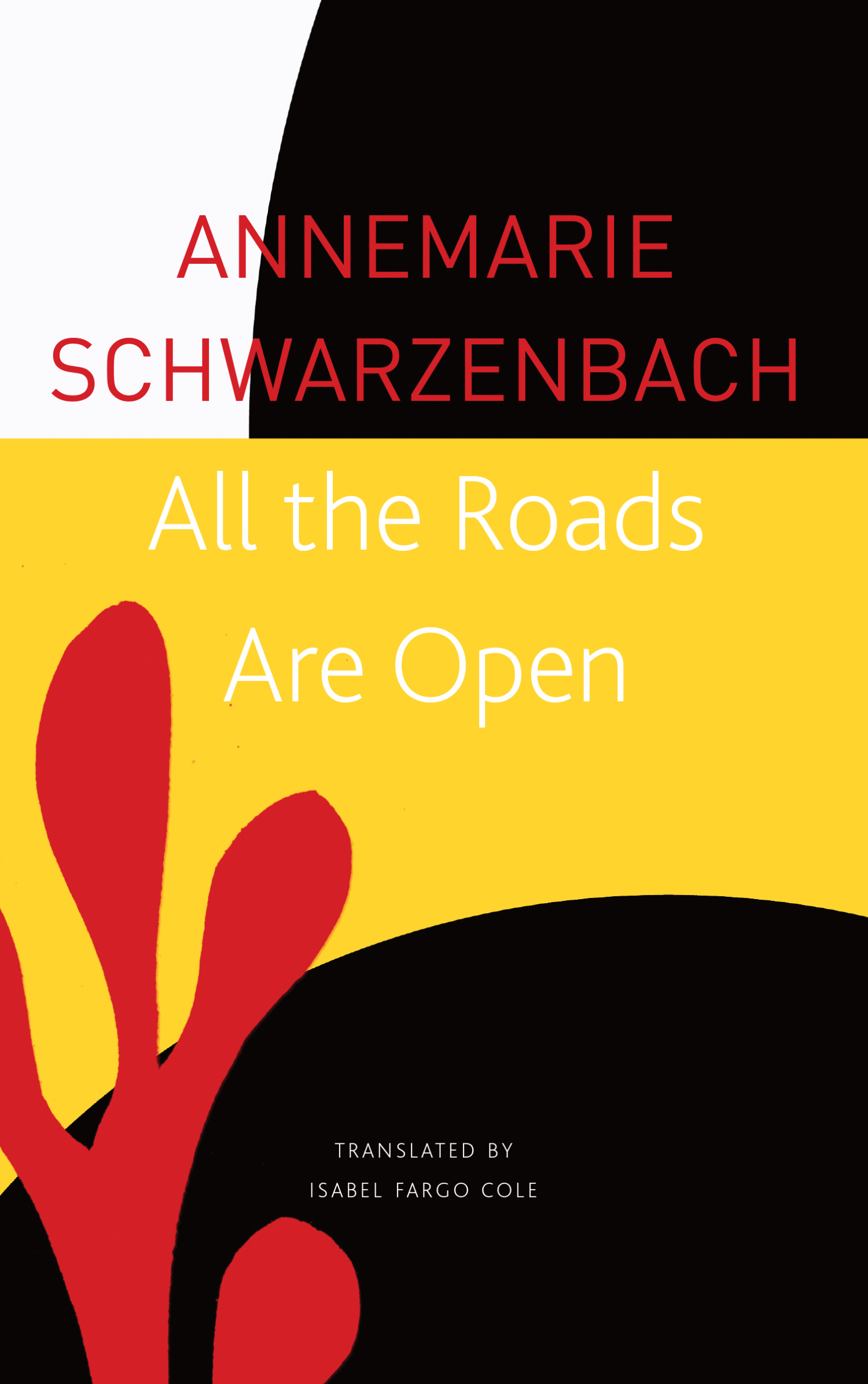 All the Roads Are Open by Annemarie Schwarzenbach   Seagull Books