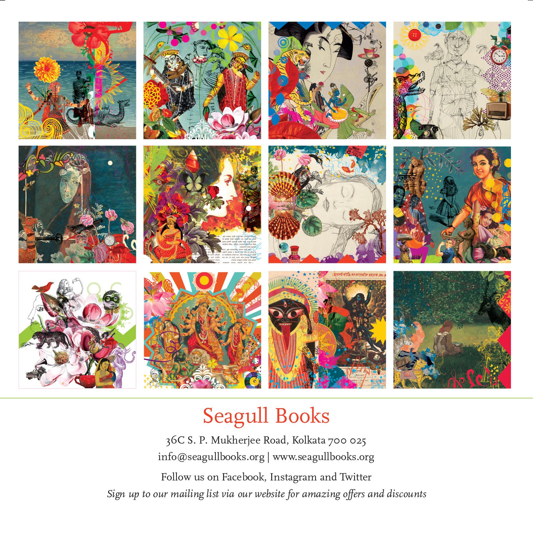 The Seagull Wall Calendar 2021