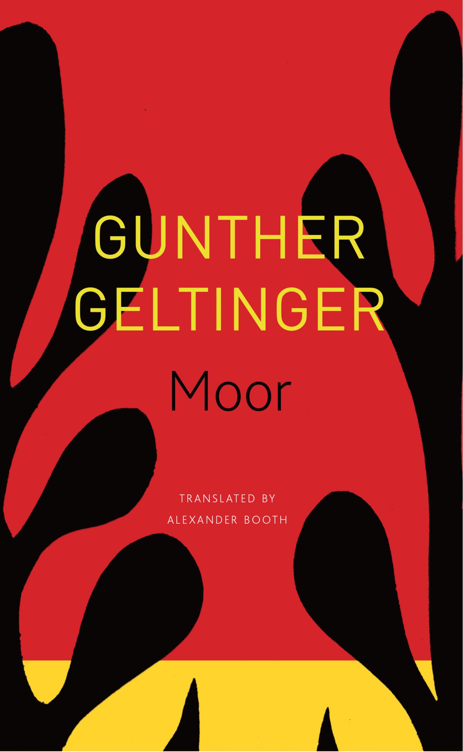Moor by Gunther Geltinger   Seagull Books