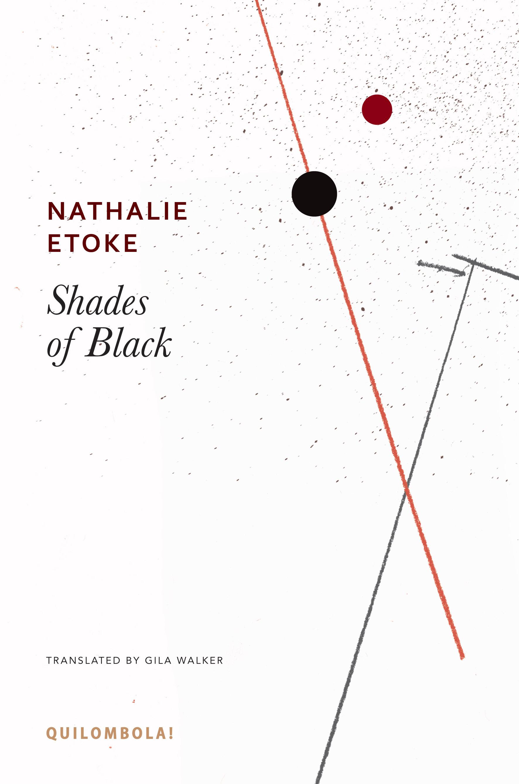 Shades of Black by Nathalie Etoke | Seagull Books