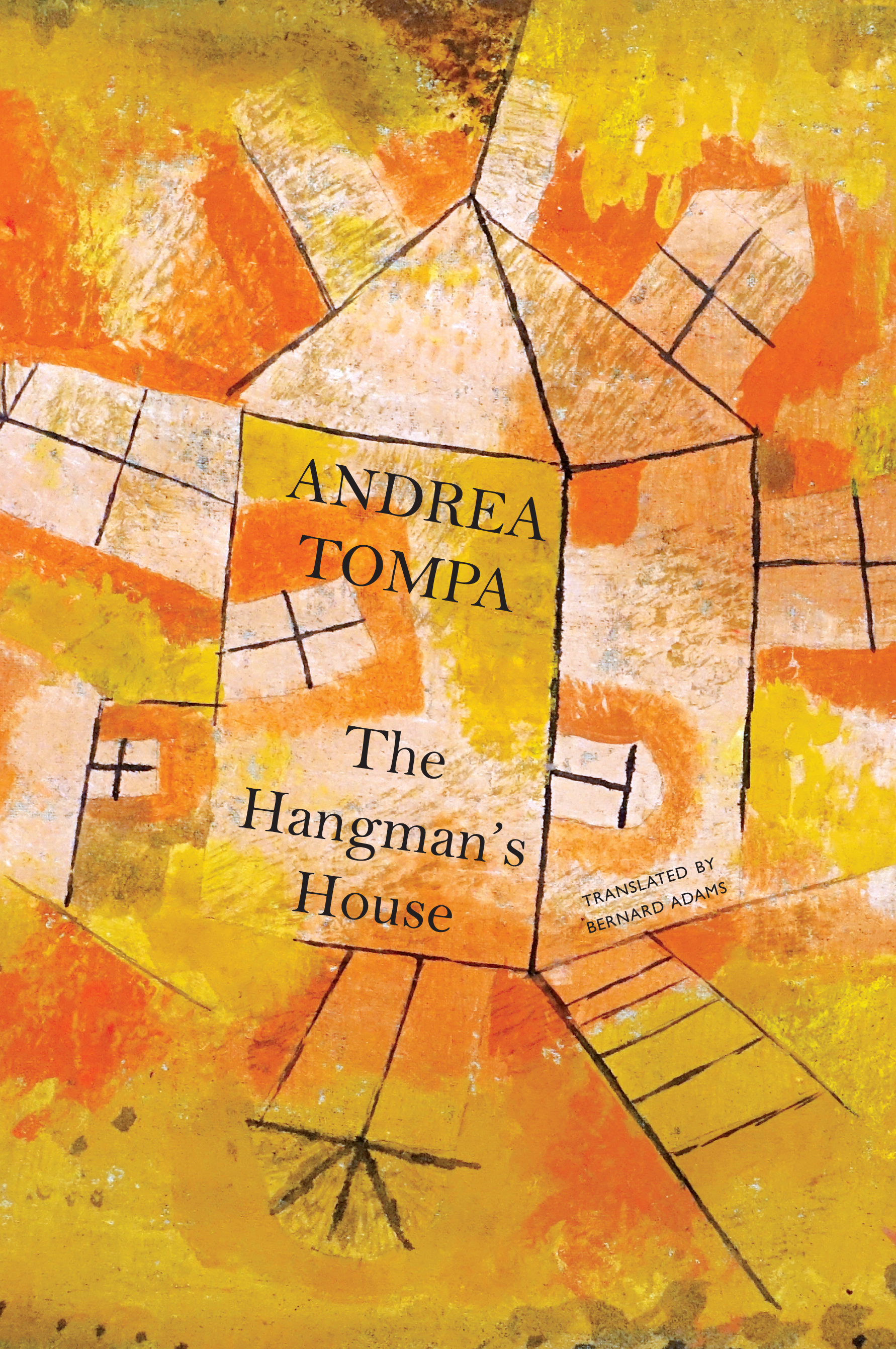 The Hangman's House by Andrea Tompa  | Seagull Books