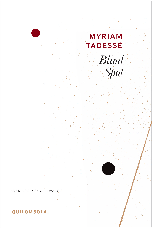 Blind Spot by Myriam Tadessé | Seagull Books